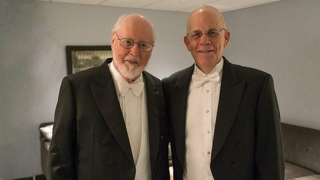 Close encounters of the creative kind  Richard Kaufman and John Williams 2f664e572a08